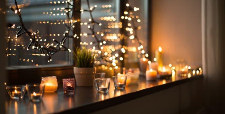 Weihnachten Lichterkette