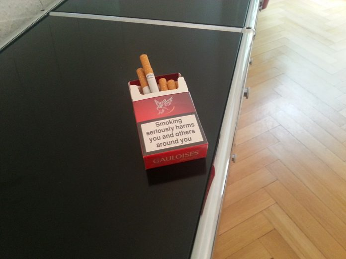 zigaretten raucherkuendigung